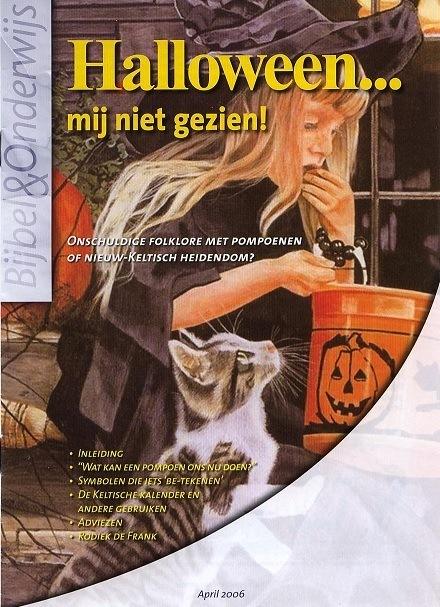 Halloween Gebruiken.Halloween Mij Niet Gezien